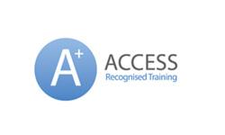 Access Recongnised Training logo